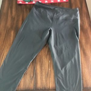 Yogucious capris grey XL